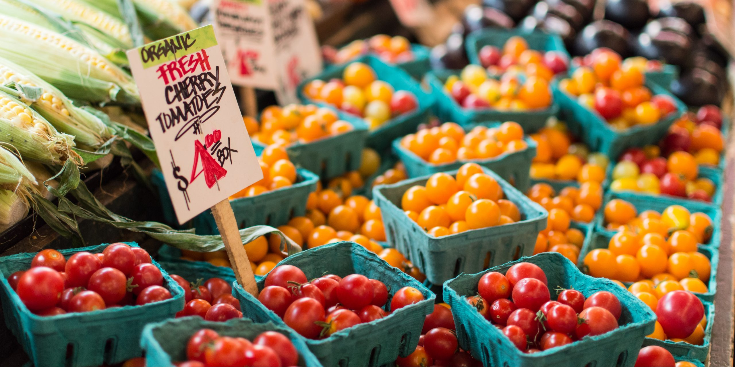 why eat local foods
