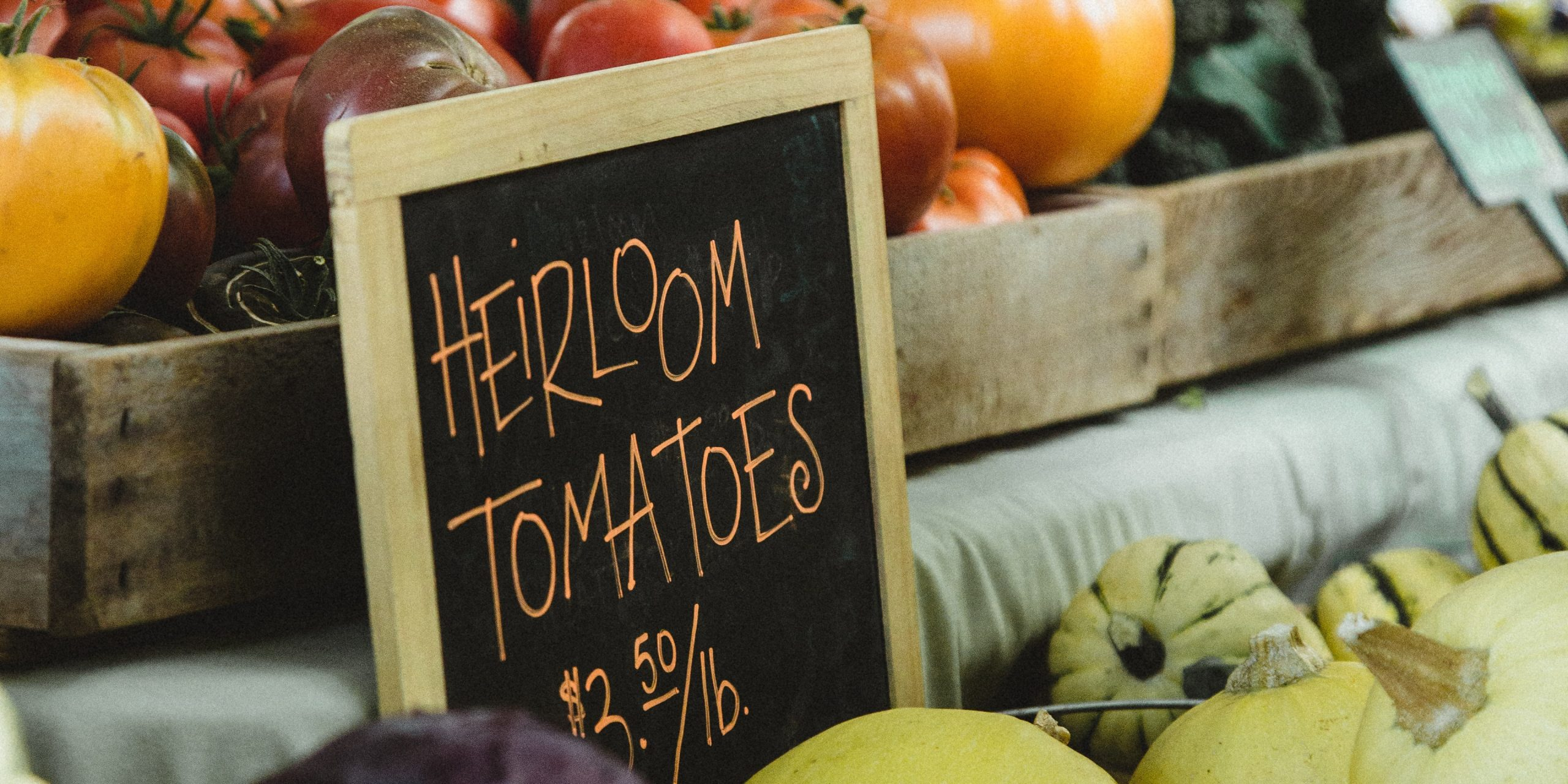 community benefits of local foods