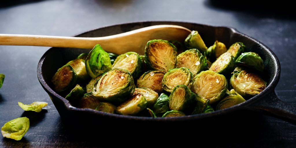 local brussels sprouts
