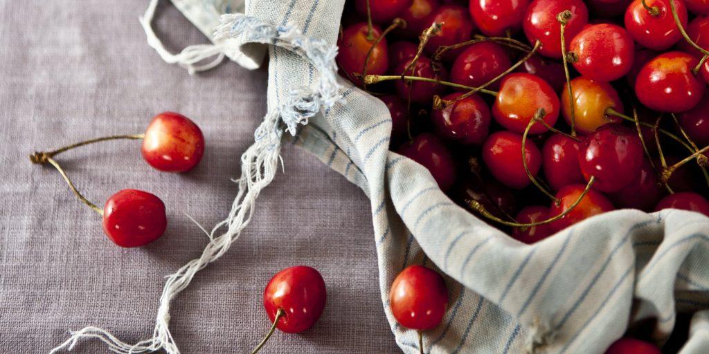 preserving fruits